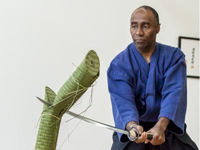 Iaido (Samurai Sword) Thursdays, 6:30-7:45pm