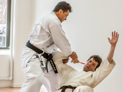 Karate for Kids & Adults Tuesdays & Fridays, 7-8:30 & Saturdays 10-11:30am