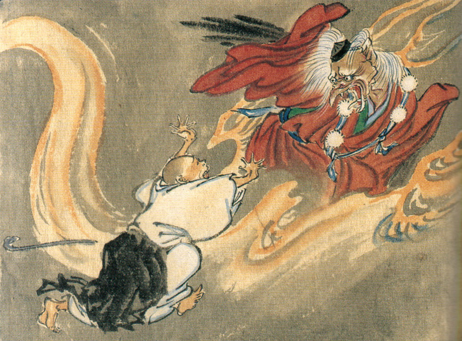 legend of the aged mother a japanese folklore
