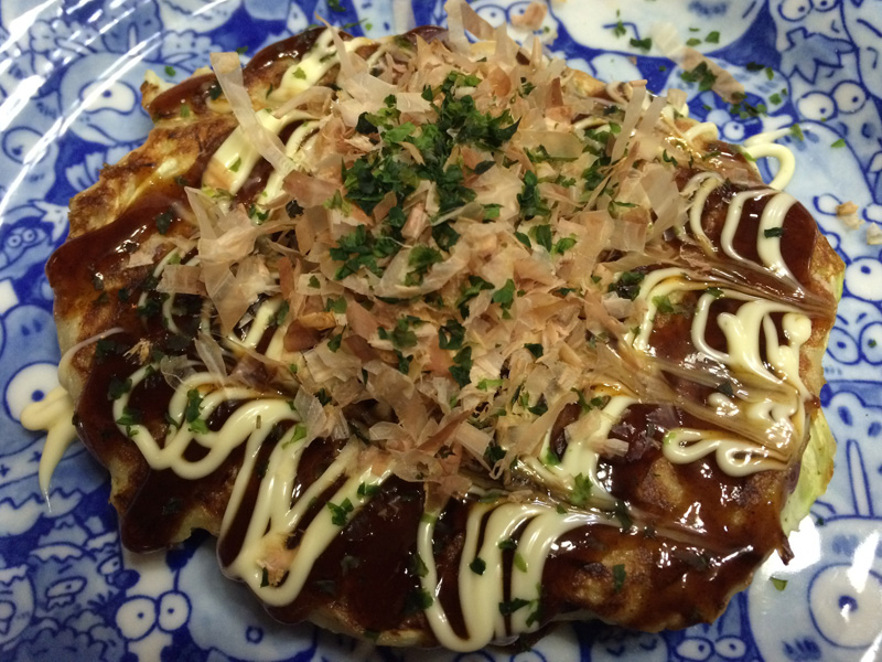 Okonomiyaki Asako Nonaka's Japanese Cooking Blog