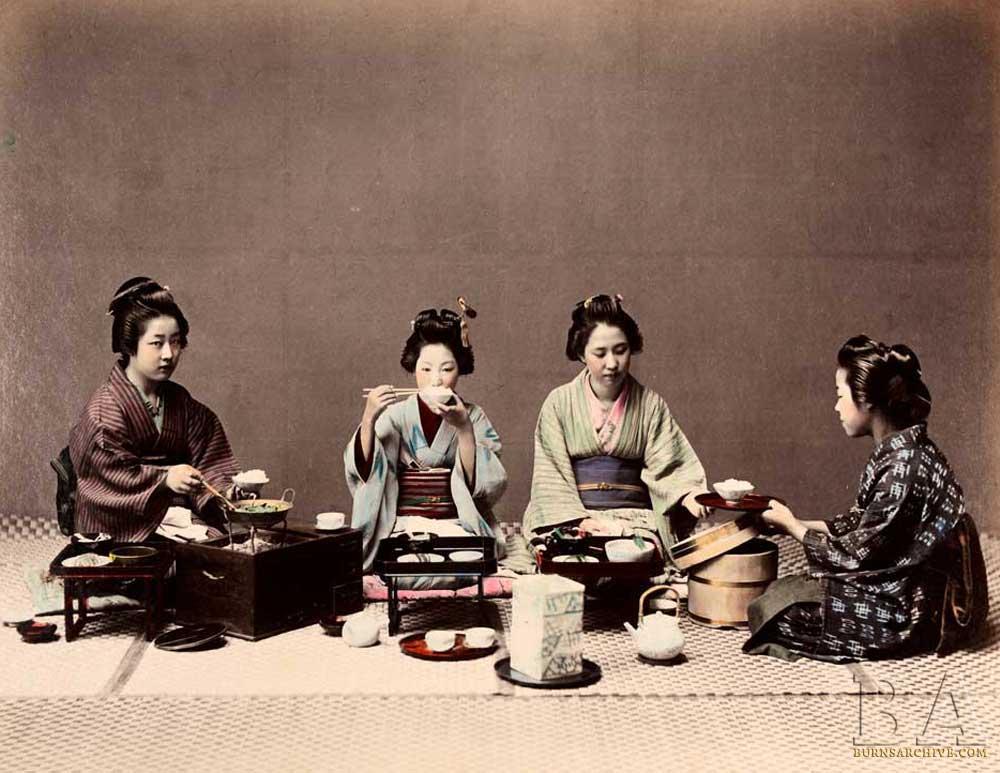BA-Silk,Rice&Tea