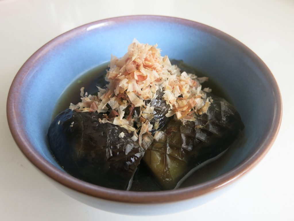 fried eggplant in broth2