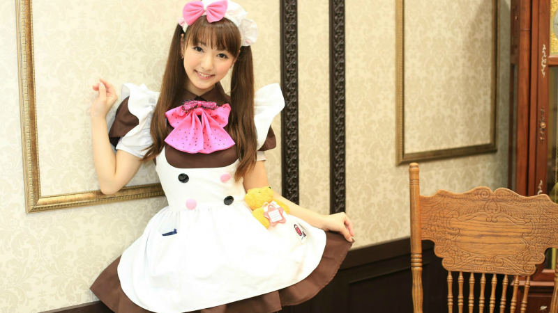RESOBOX Maid Cafe