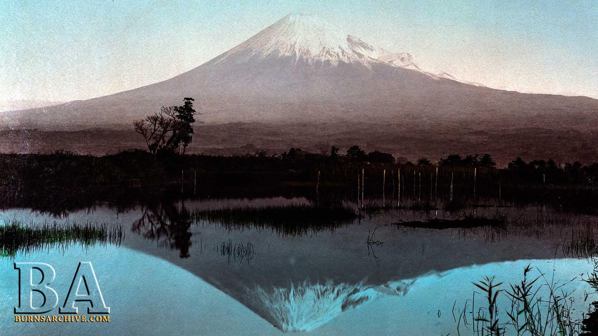 Fujisan Eternal Symbol Of Japan