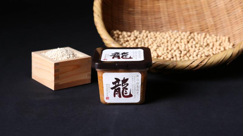 Barley Miso from Tsurumiso Jouzo