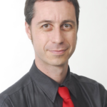 A headshot of presenter Chris Glenn.